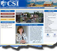 This site included the development of a new web site design and custom CSS development.  This site design was based upon the overall State of Montana template.  The project included the development of a series of Dreamweaver templates and the conversion of all old site web pages to the new template.